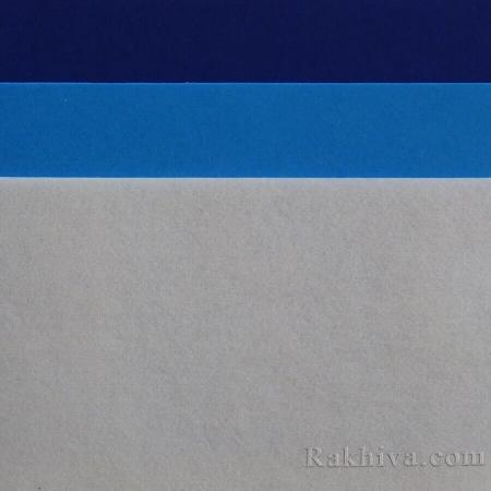 Felt, 3/ (288) dark blue - hard felt