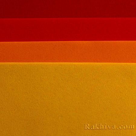 Филц , 8/ (280) dark red - hard felt