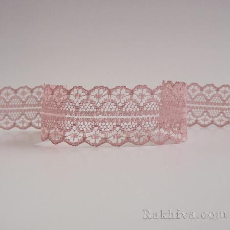 Lace Rome, 30mm/9m pink (30/10/1658-2/44)