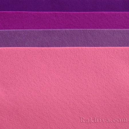 Soft felt, 4/ (620) purple