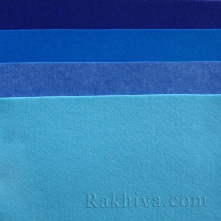 Soft felt, 3/ (679) dark blue
