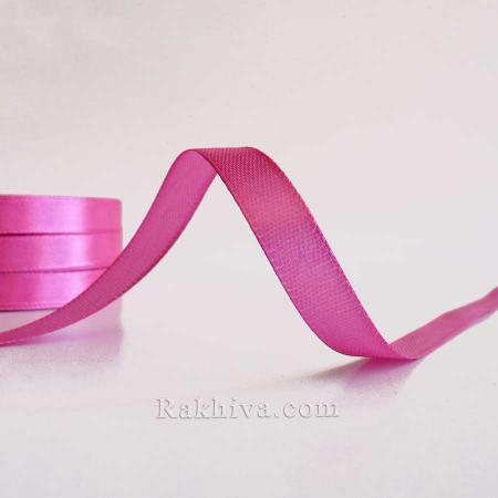 Satin ribbons - french rose, 10 mm/ 25 Y (10/25/2394-1)